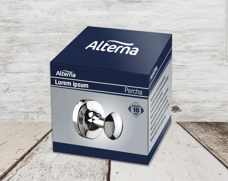 Alterna Accessories Packaging