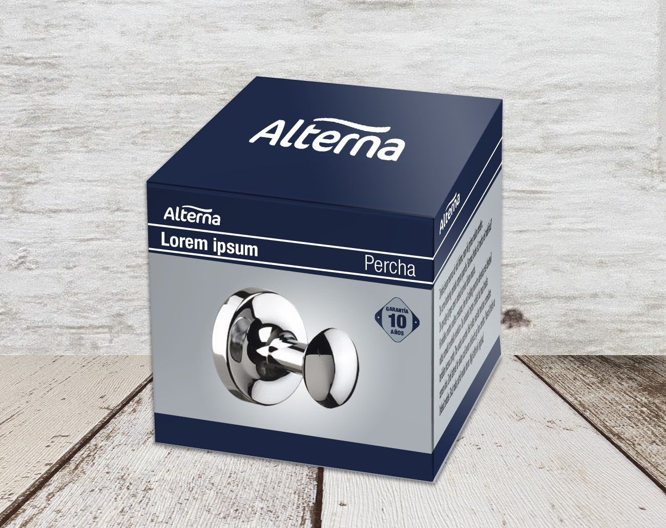 Alterna Accessories Packaging