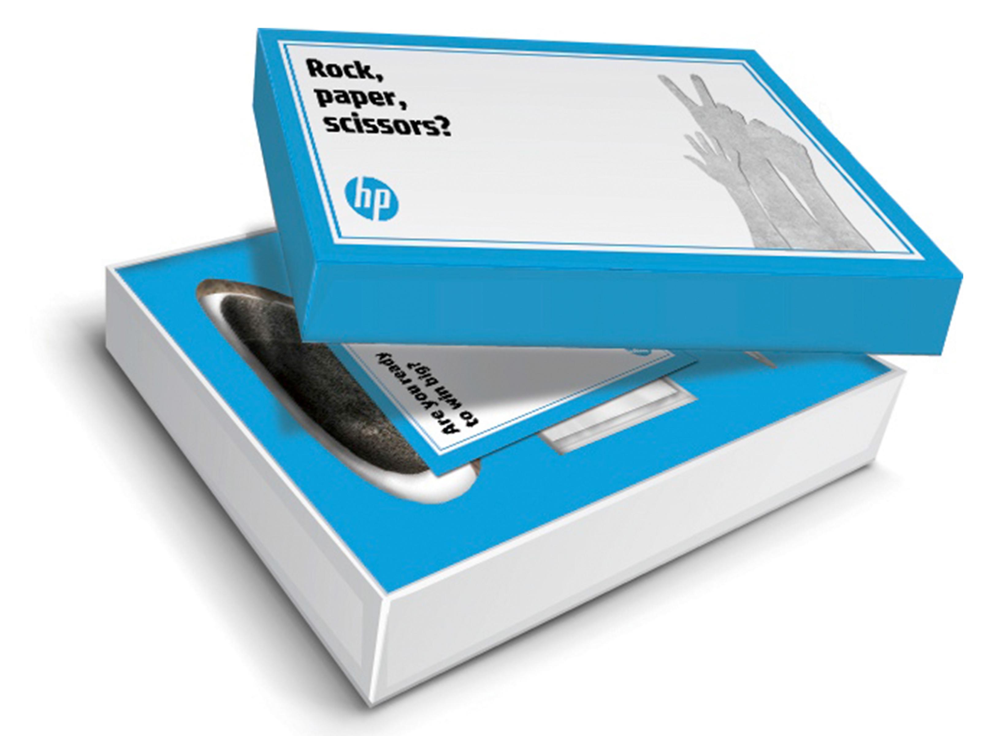 HP Board Game Box