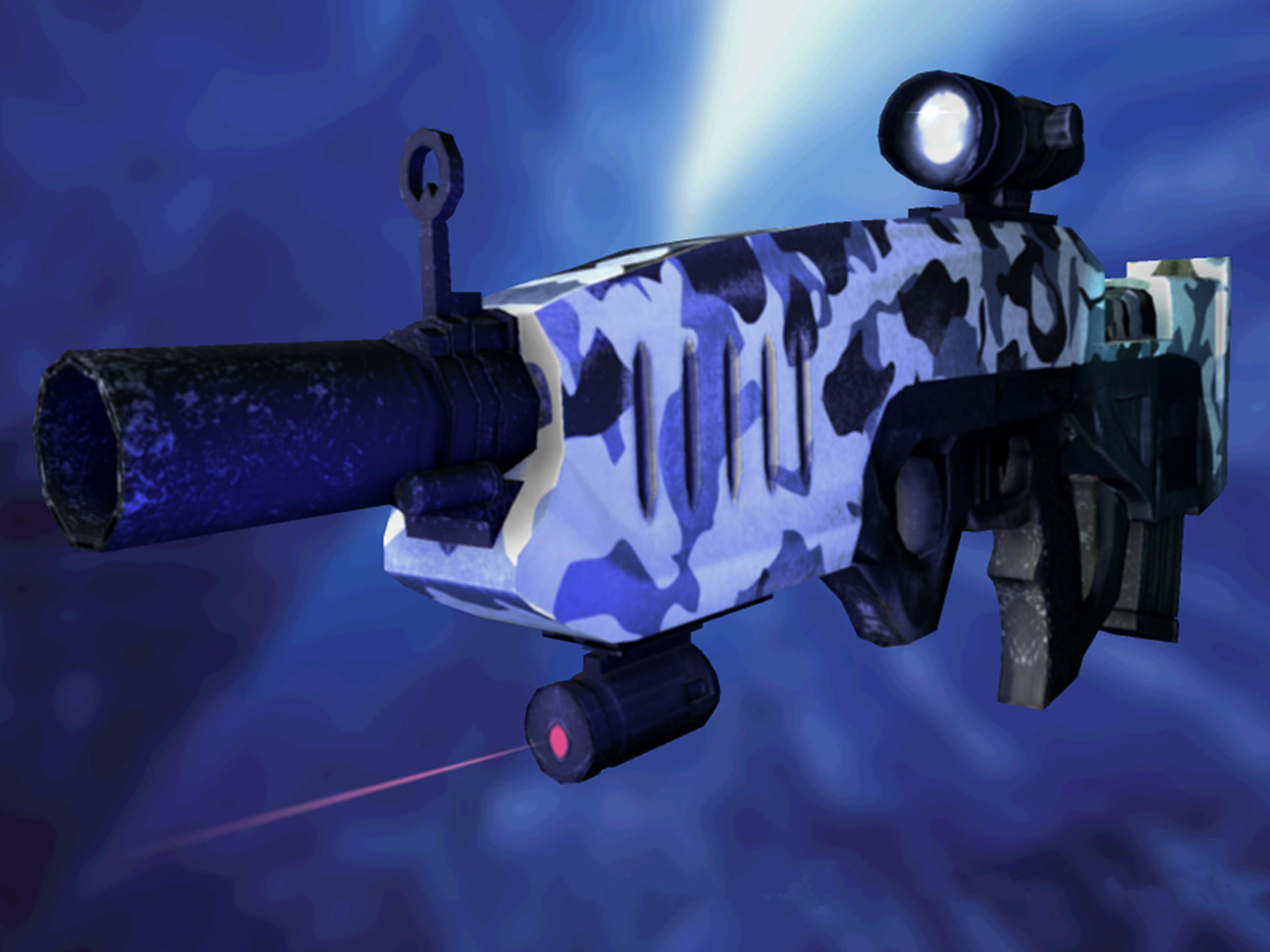 Winter Sniper
